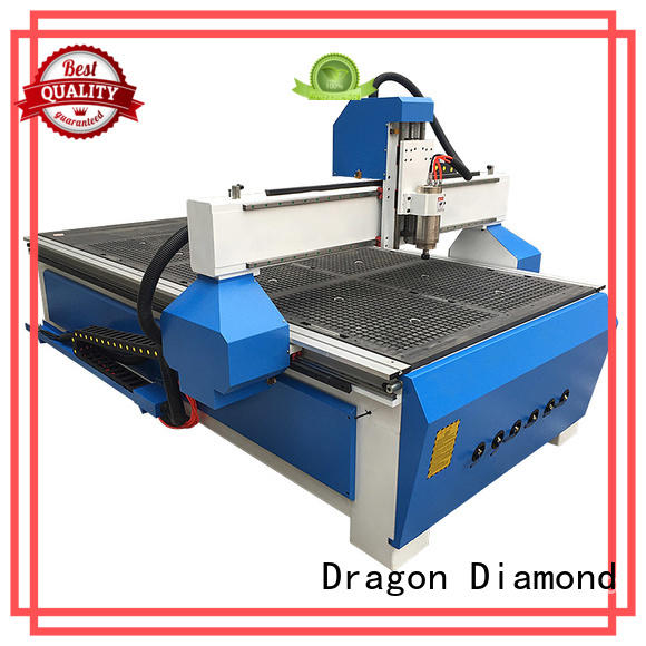 vacuum wood milling machine from China for workshop Dragon Diamond