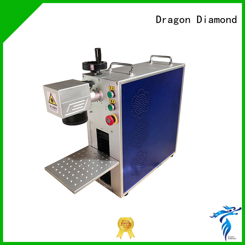 Dragon Diamond paltform co2 laser marking machine with cheap price for woodworking