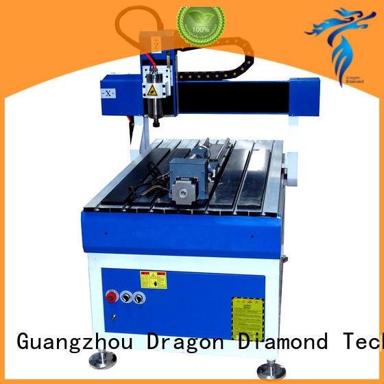 big geometric miniature cnc machine small high standard Dragon Diamond Brand