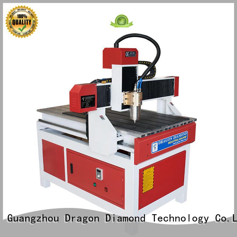 durable material processing Dragon Diamond Brand miniature cnc machine factory