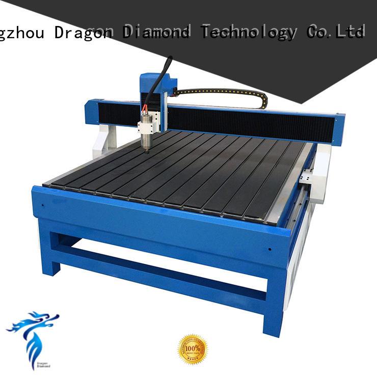 Dragon Diamond Brand high standard processing strong mini cnc router
