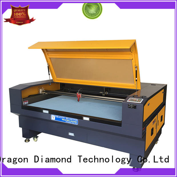 Hot BMP leather shoes laser cutting machine 50HZ Dragon Diamond Brand