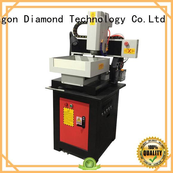 small cnc machine for metal 8m/min high standard pvc Dragon Diamond Brand company