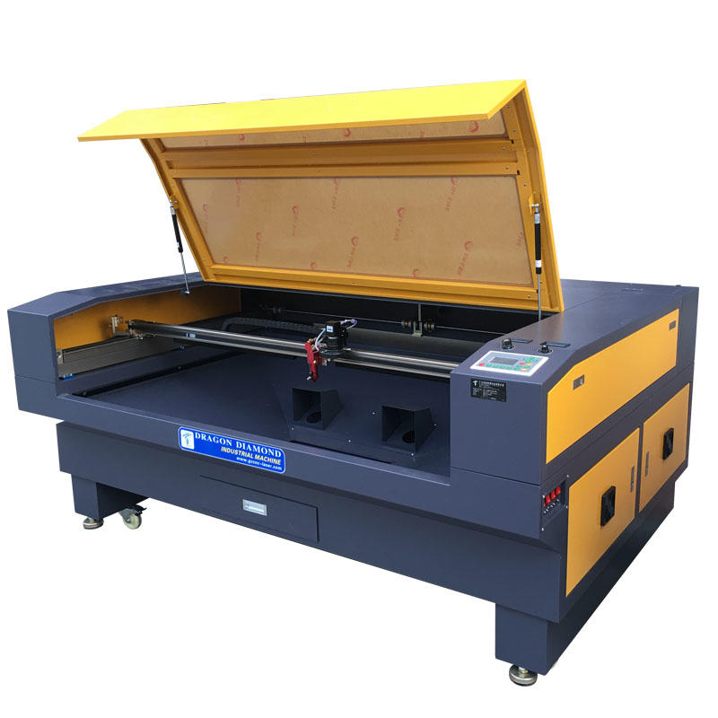 Dragon Diamond best-selling best laser cutting machine for wood fabric for workshop-1