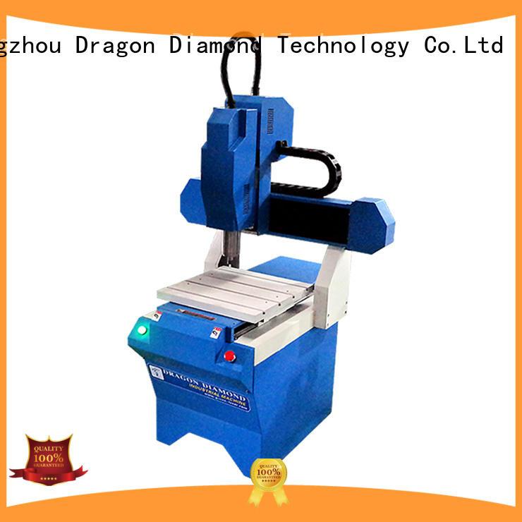 high standard geometric 8m/min Dragon Diamond Brand cnc router metal