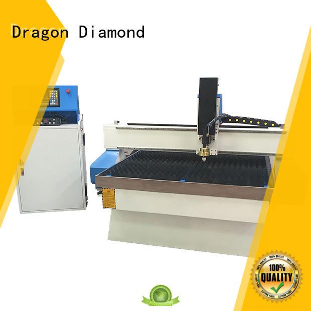 Dragon Diamond plasma laser cutter widely use for woodworking
