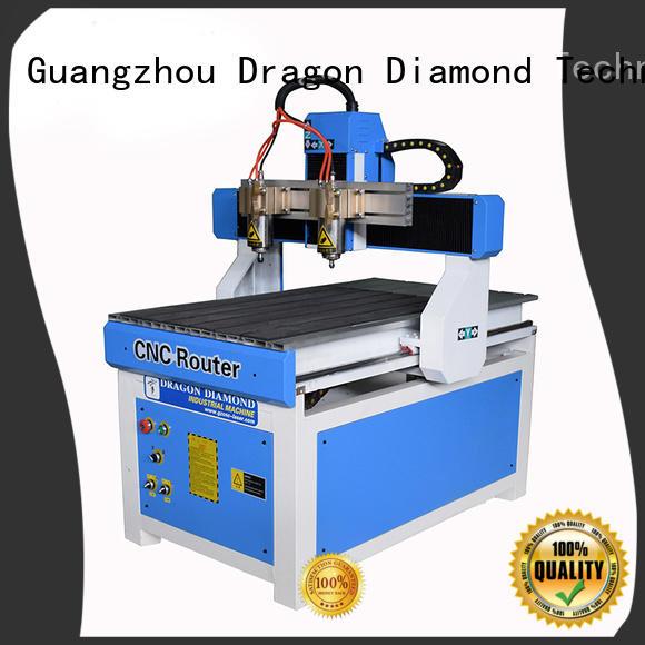 metal high standard cnc Dragon Diamond Brand mini cnc router