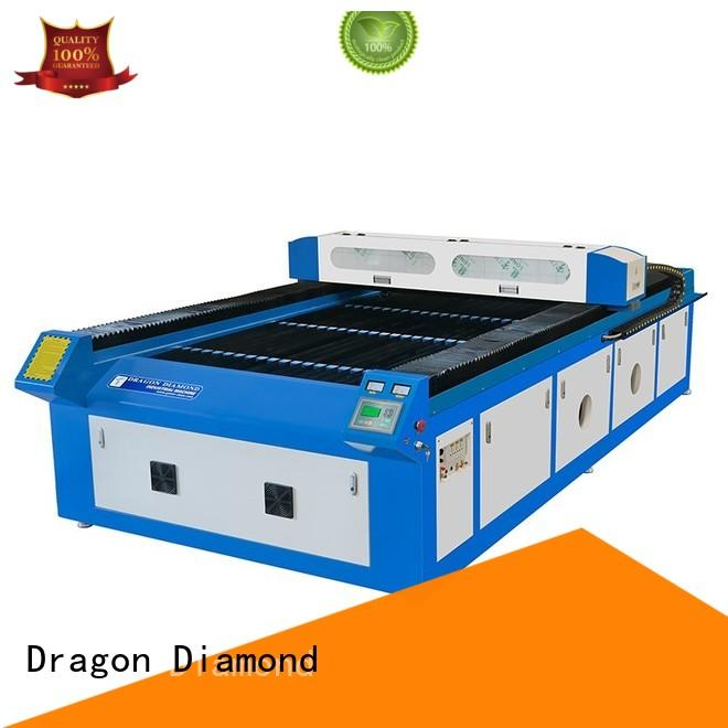 Dragon Diamond high quality laser wood engraving cutting machine laser for factory